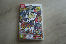 super bomberman R jeu nintendo switch