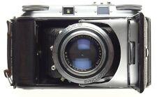 VOIGTLANDER BESSA II Camera Color-Heliar 3.5/10.5cm Lens f=105mm Compur 90/119-1