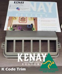 Switch Panel for Nissan Patrol GU 1 2 3 4 Y61 Sunglass Holder Carling style *K*