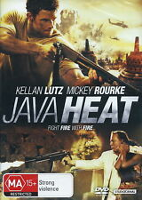 Java Heat - Action / Religious / Political / Violence - Mickey Rourke - NEW DVD