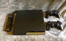 Sony PlayStation 3 Slim Launch Edition 160GB Console MEGA Bundle