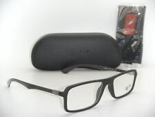 Ray-Ban Carbon Fibre Eyeglasses Matte Black RX Ready Frame RB 8902 5196 52MM
