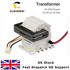 FLYBACK TRANSFORMER CO2 LASER CUTTER POWER SUPPLY MYJG-40T K40 CLOUDRAY FB06M40A