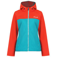 Womens Size 14 Dare 2b Insightful Hooded Softshell Jacket Waterproof Ladies 2