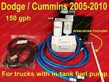 AirDog 2005-2014 Dodge Ram Cummins 5.9 6.7 L Diesel 150 GPH Lift Pump A4SPBD005