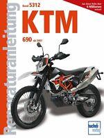 KTM 690 SMC DUKE R Prestige Reparaturanleitung Reparaturbuch Handbuch Buch NEU