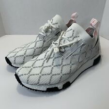 Adidas NMD Racer Gortex Primeknit GTX PK White Black BD7725 Mens Size 11 New