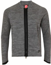 Abrigos y chaquetas de hombre grises Nike