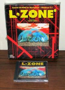L-ZONE by Haruhiko Shono + Play in Windows 10, 8, or 7