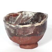 "Skulptur Teeschale ""Gansu""  10cm Unikat Keramik Andreas Loeschner-Gornau"