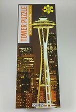 Space Needle/ Seattle Tour Puzzle - Jigsaw Puzzle 5.5 X 18.25 inch 100 Pc
