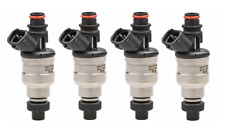 Set(4) Fuel Injectors for Toyota 4Runner Pickup 89-95 22RE 2.4L