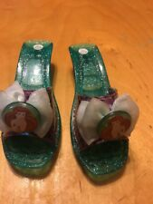 Disney Dress Up Shoes  Large  Ariel