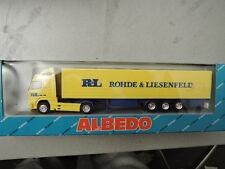 Albedo Volvo Sattelzug Rohde & Liesenfeld neuwertig OVP aus Sammlung (2016)