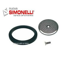 Nuova Simonelli KIT Espresso Machine Shower Screen -,Gasket and screw