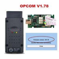 Op-com V1.1.78 PIC 18F 458 FT232RL Opel super Diagnostic Scanner CAN BUS OBD2 Pc