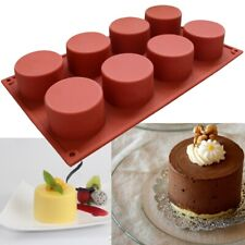 Silicone Cupcake Mold Chocolate Muffin Cake Candy Cookie Baking Mould Cake-