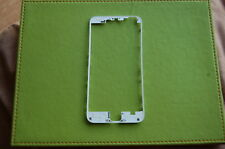 "iPhone 6 Plus (5.5"") Front Frame Bezel LCD Holder Replacement Part WHITE"