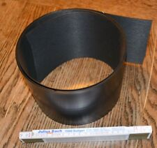 Ski Belag / Skibelag schwarz für Skibau B150mm D1,2mm Länge 3,80m
