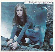 AVRIL LAVIGNE Complicated 3 Track  CD Single