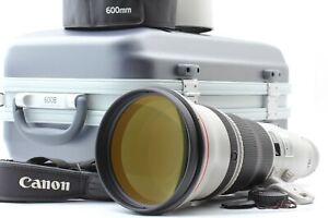 [MINT in Case] Canon EF 600mm f4 L IS II USM ULTRASONIC Lens Hood From JAPAN