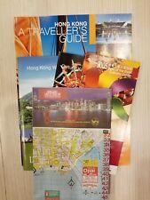 Collectable-2005-2006 Hong Kong Tourism Guide Books - Super Rare
