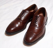 Allen Edmonds Boulevard Chestnut Wingtips, 9 1/2C. Mint. $395