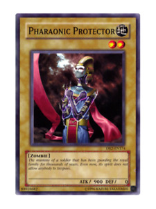 Pharaonic Protector - Mint / Near Mint Condition YUGIOH Card
