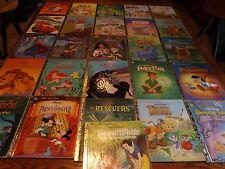 Lot of 26 Disney Movie Little Golden Books