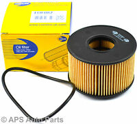 Jaguar X-Type 2.0 2.2 D 2003>2009 130>155HP EOF082 Engine Oil Filter Diesel