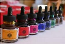 Sennelier Artist Water Resistant Drawing Ink 30ml, Available in 31 Colours