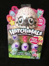 Hatchimals CollEGGtibles 4-Pack + Bonus (1b)