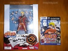 Shonen Jump NARUTO Sage Mode GAME STOP Exclusive Nintendo Game Cube Game SEALED