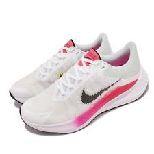Nike Zoom winflo 8 rawdacious, белый, красный, черный, мужские беговые кроссовки CW3419-100