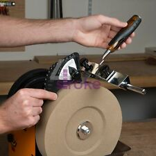 Workshop Steel Grinding Specific Bevel Angle Set-Up Jig Hand DIY Tool