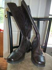 ANDREW GELLER RIDING BOOT 81/2 M  16 1/2 IN TALL