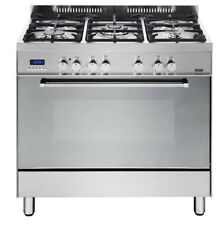New DeLonghi - DEF905GW1X1 - 90cm Dual Fuel Freestanding Cooker