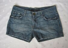ATOS LOMBARDINI Made in Italy Jeans Short Shorts ~ TS. GENESIS ~ Size 28 / W30