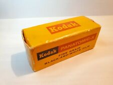 Kodak Panatomic-x Fx 120 Black and White Film. Expired in 1966.
