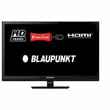 Blaupunkt 24 Inch LED TV with Freeview HD and DVD Player-Model No. 236/173J