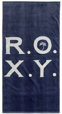 ROXY PRETTY SIMPLE LOGO Beach Towel - BQY0 - One Size - NWT