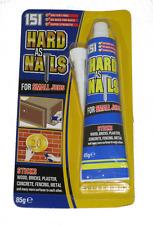 151 Hard As Nails Super Force Adhésif Tube (85 g) plâtre bois métal escrime B