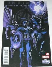 """Avengers Infintiy Comic Issue 22 December 2013 """"To The Earth..."""""""