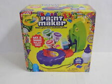 crayola paint maker new