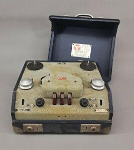 99870050 DDR Tonband Magnettongerät Typ BG 19-2 Z Zwönitz