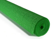 Crepe paper roll 180g (50X250cm) Emerald (shade 563)