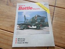 Born In Battle 15 1980 Special Edition For US Forces Europe RARE COLLECTORS ITEM