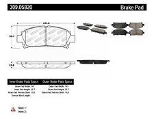Disc Brake Pad Set-Sport Brake Pads Front STOPTECH fits 92-95 Toyota MR2