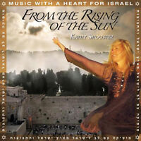 Kathy Shooster - From The Rising Of the Sun CD 2007 Galilee of the Nations *NEW*