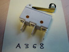 BUS DOOR PART - VENTURA OPEN/CLOSE ROLLER MICROSWITCH - A368